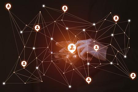 互联网通讯科技图片