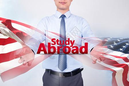 海外留学之美国图片