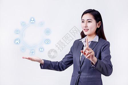 商务人物图片