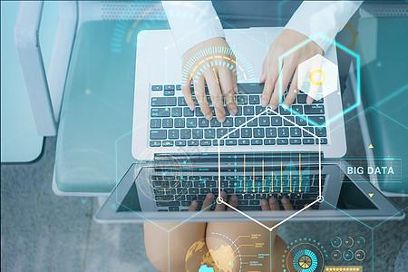 电脑智能科技图片