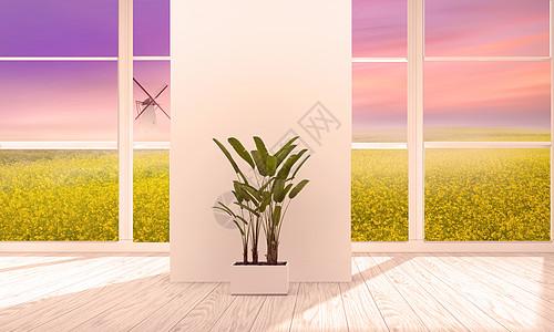 户外室内地板活动海报背景素材高清图片