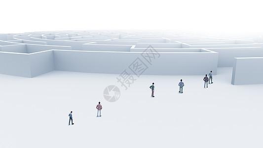 迷宫入口图片
