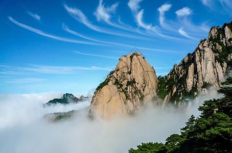 黄山胜境图片