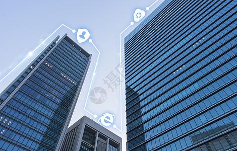 互联网城市科技图片