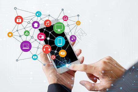 手机科技图片