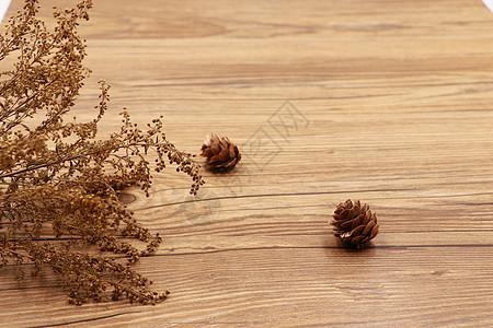 复古木纹背景素材图片