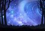 梦幻宇宙星空图片