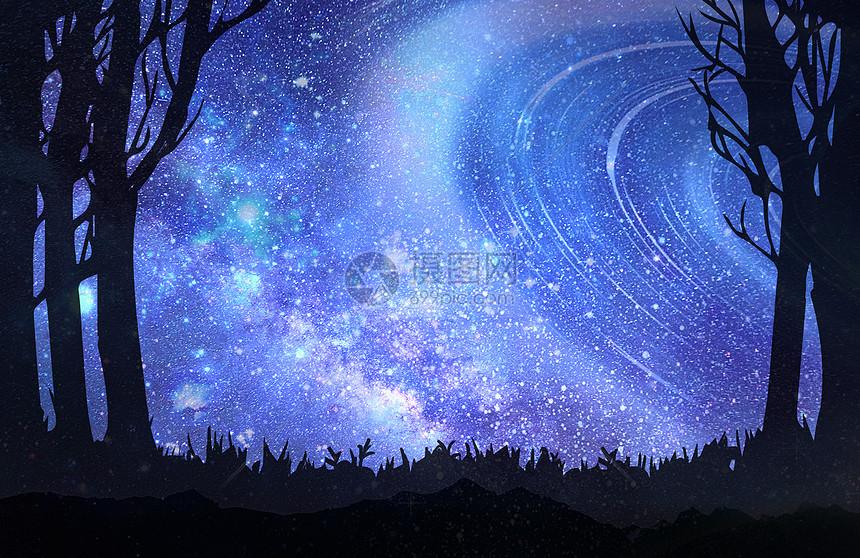 梦幻宇宙星空