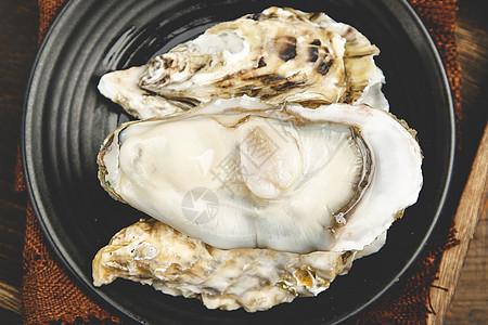 生蚝食品图片
