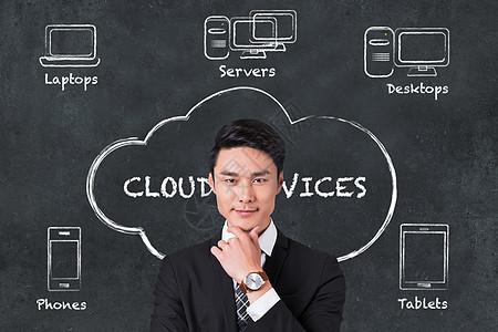 云科技云服务图片