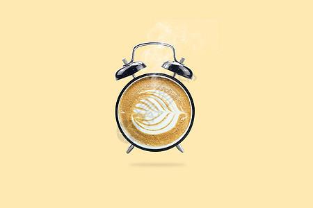 早晨的咖啡图片