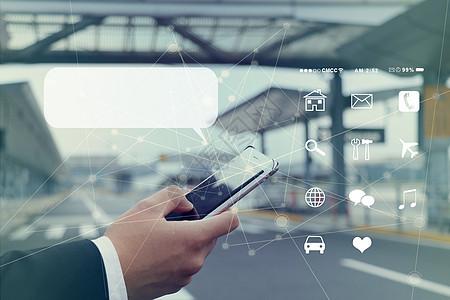 手机通信科技图片