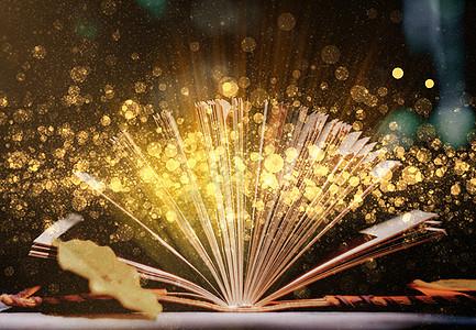 创意魔法书图片
