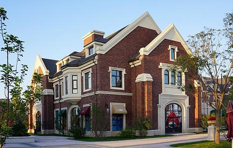 地产建筑外观图片