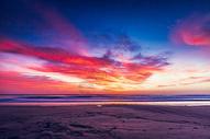 澳大利亚黄金海岸魅力日出图片