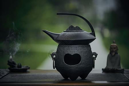 铁壶 铁艺铁壶图片