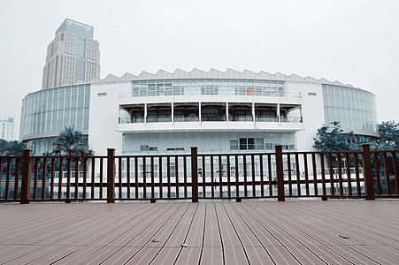 深圳园博园建筑图片