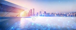 现代化信息科技大楼图片