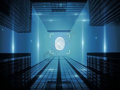 城市智能科技图片