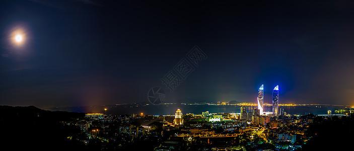 厦门夜景图片
