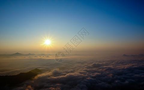 神农架云海图片