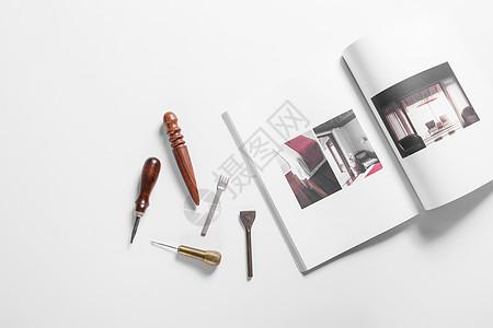 书和工具图片
