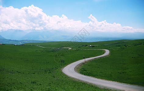 喀拉峻草原图片
