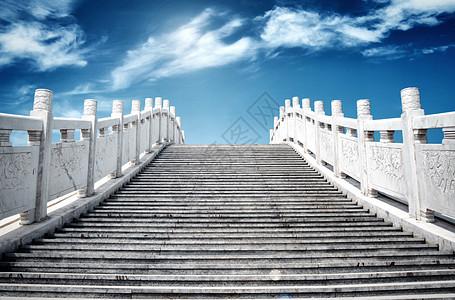 拱桥背景图图片