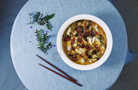 香辣酸菜鱼图片