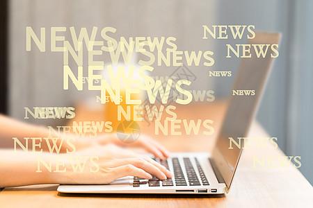 新闻传播图片