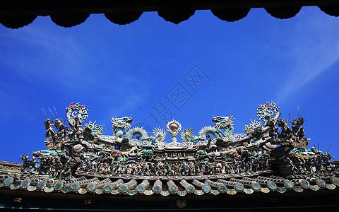 泉州光明之城关帝庙图片