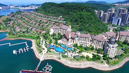 杭州千岛湖滨江希尔顿酒店图片