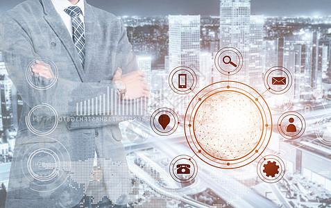 城市数据交换制造技术图片