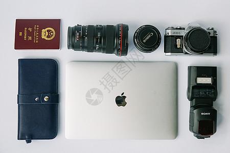 旅行必备品图片