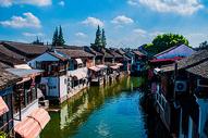 上海朱家角古镇图片