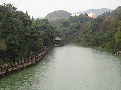 贵州醇酒厂风景区小河高清图片