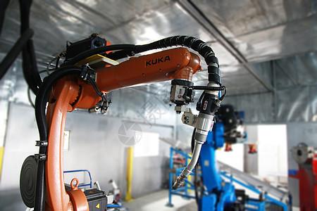 KUKA机器人机器臂图片