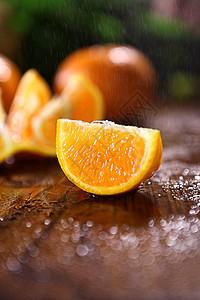 新鲜水果(橘子)图片