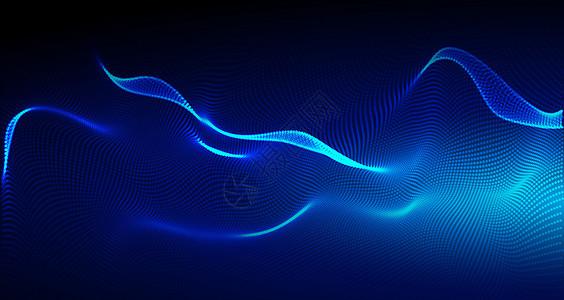 科技蓝色背景图片