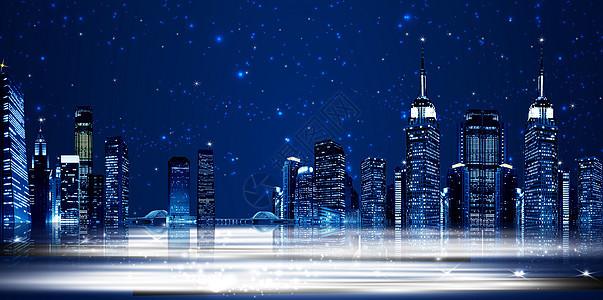 城市科技印象图片