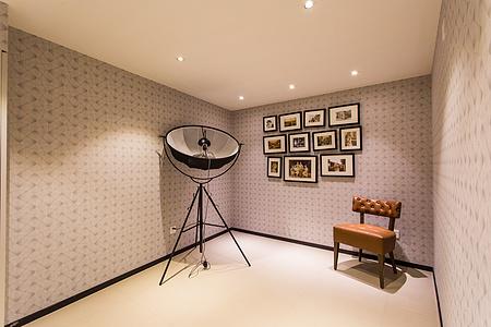 简约的房间图片