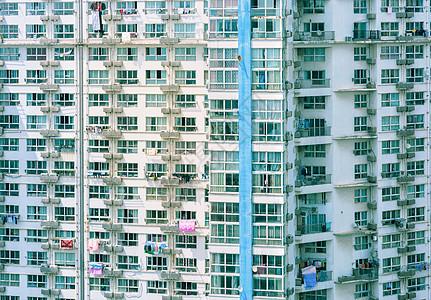 千家万户高楼住宅图片
