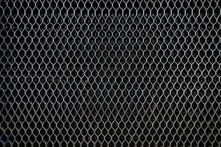 蜂窝状的散热片图片