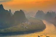 阳朔遇龙河图片