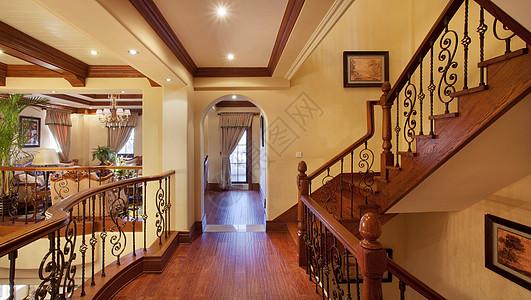 楼梯 侧面