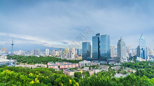 乌鲁木齐城市景观图片