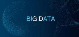 科技感数据背景图片