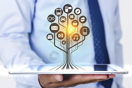 平板里的科技树图片