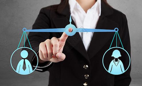 员工绩效评估的概念图片