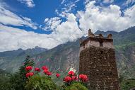 四川丹巴甲居藏寨碉楼图片500593748图片